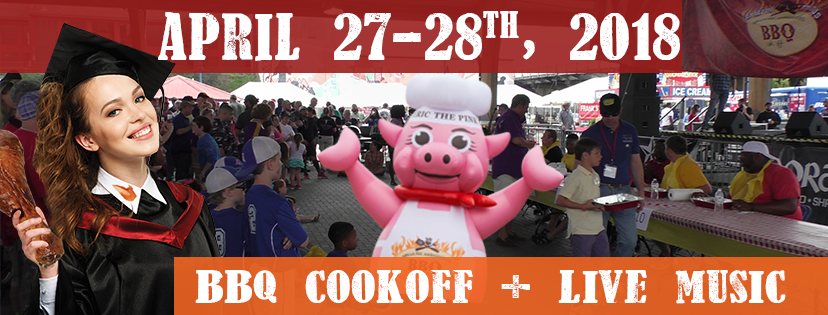 2018 BBQ Cook-off at Festival Plaza